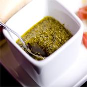 Salsa Pesto de Pistacho